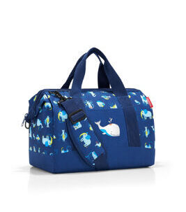 Schultertasche Allrounder M Kids ABC Friends Blue