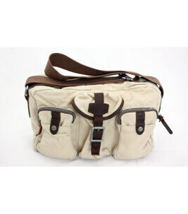 "Fototasche ""Safari Scout I"" Canvas Finish"
