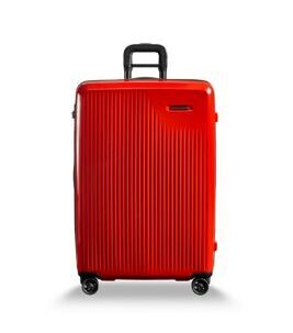 Sympatico, Large expandable Spinner in Fire Red