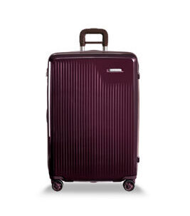 Sympatico, Large expandable Spinner in Plum