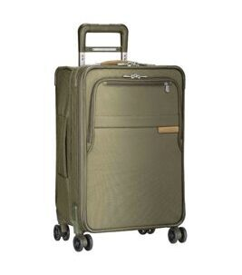 Baseline, Domestic Carry-On Expandable Spinner in olivgrün