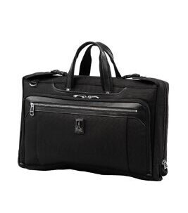 Platinum Elite Kleidersack Tri-Fold Carry-On Shadow Black