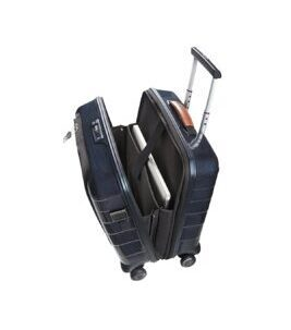 "Lite-Biz Spinner RollingTote 15.6"" in Midnight Blue"