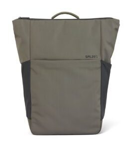 Plain Backpack Fabric VERTIPLORER in Olive Grey
