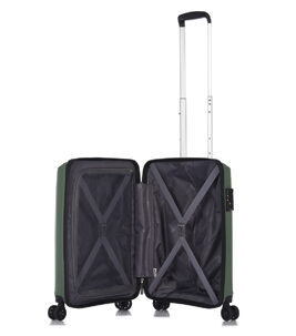Airwave VTT BIO - 4 Rollen Trolley 55 cm in Seagrass Green